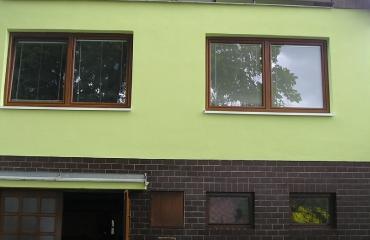 Oprava fasády Wernerová