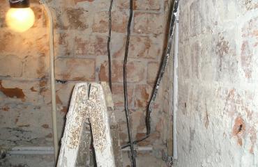 Rekonstrukce koupelny Jemnice - Lesnická