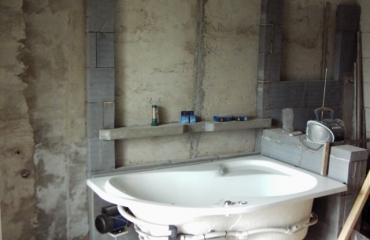 Rekonstrukce koupelny Jemnice